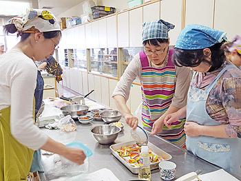 「体験しよう!世界のキッチン」…韓国の家庭料理・ピビンバ