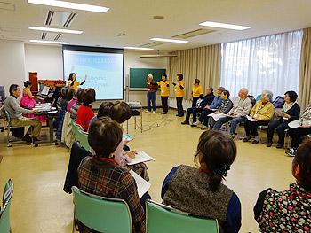 箕面シニア塾「みんなで歌おう歌声広場」