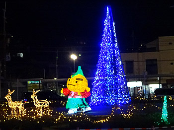 第7回クリスマスツリーフェスタin箕面