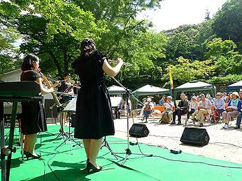第20回箕面の森の音楽会