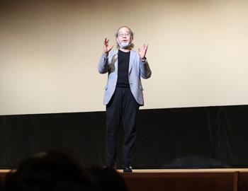 鎌田實さんが記念講演。箕面市社会福祉大会