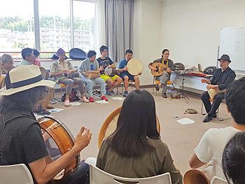 アラブ・東地中海音楽の響きとリズム