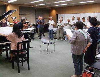 箕面市民合唱団、第32回定期演奏会に向けて