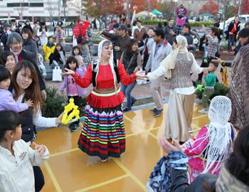 今年も大盛況!多民族フェスティバル2017