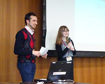 国際交流員による「異文化理解セミナー」が開催されました