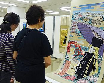 箕面で「松本零士と京の匠」展開催