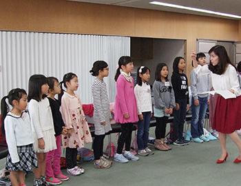 箕面市少年少女合唱団30周年記念コンサートに向けて