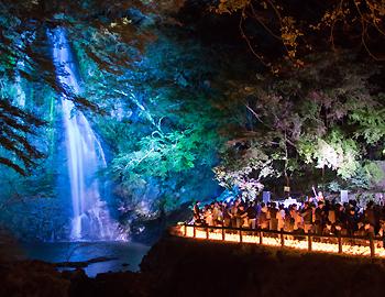 〜滝ノ道ゆずるプロデュース〜箕面滝道復活祭