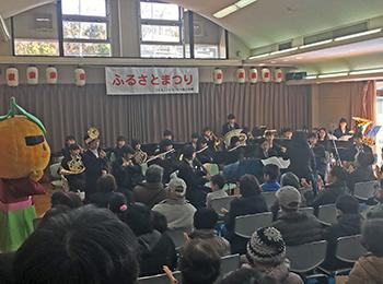 コミセン東小会館「ふるさとまつり」開催