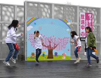 キューズ桜まつり(3月30日)