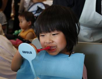 「歯っぴい健康フェスタ」が開催されました!