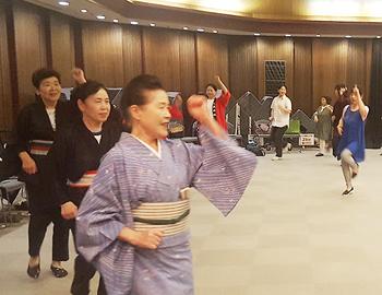 令和元年!盆踊りの練習、始まってます!