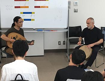 アラブ・東地中海音楽を学ぶセミナー&ワークショップ