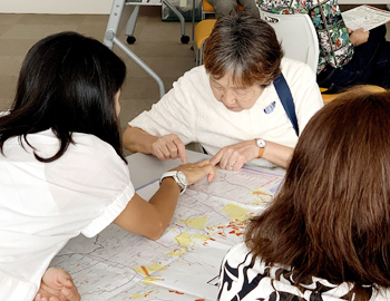 外国人市民のための防災セミナー