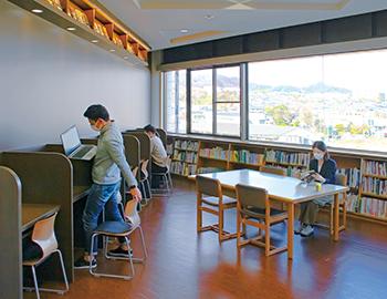 東図書館、リニューアルオープン!