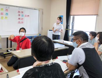 「第一回箕面災害支援ネットワーク会議」が開催