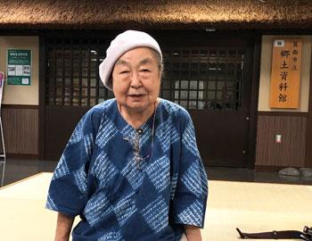 「語り継ぐ戦争の記憶」神崎房子さんが語る集団疎開と戦争の苦しさ
