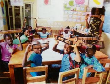 ザンビアで子どもたちを支援する、ムタレ桜子さんの活動報告会が開催